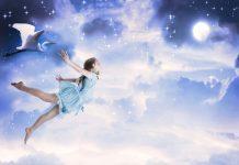 Mơ thấy bay là điềm gì - Đánh nào nào may mắn?