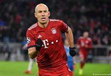 Cầu thủ Robben